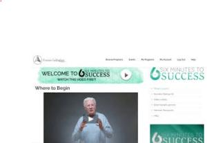 Bob Proctor Institute Coaching Program   6 Minutes to Success Review